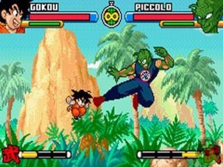 Oude vijanden zoals Piccolo komen in deze game terug.