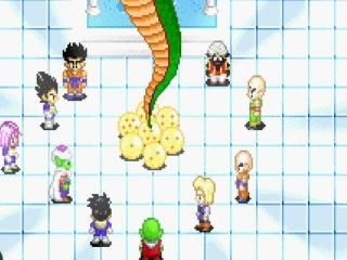 Dragon Ball Z The Legacy of Goku II: Screenshot