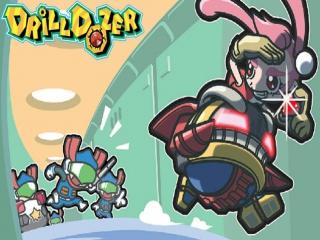 Speels met Jill en haar krachtige Drill Dozer!