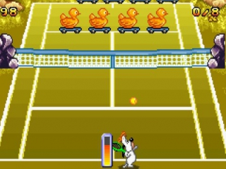 Droopys Tennis Open: Screenshot