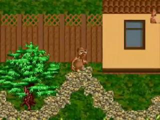 E.T. heeft het huis van Elliot gevonden. Het begin van een mooie vriendschap.