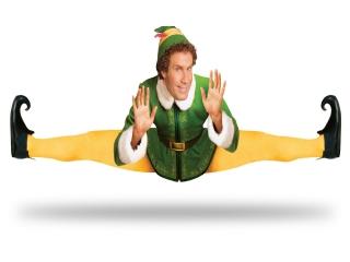 Speel als de elf van Elf: The Movie!