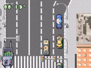 Net als in de originele Ghostbusters mag je hier met de Ecto-1 racen!