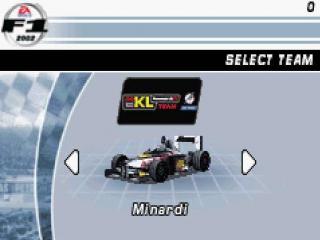 Kies je favoriete F1 team en ga voor de overwinning!