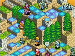 In Final Fantasy Tactics draait alles om... tactiek!