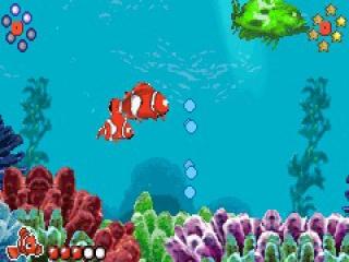 Zwem door de diepe en geheimzinnige oceanen met Nemo en zijn vader.