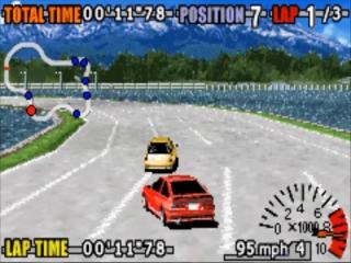 GT Advance 3 Pro Concept Racing: Screenshot