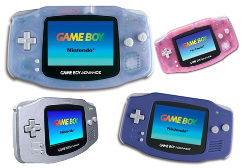 De GameBoy Advance was de <a href = https://www.mariogba.nl/beste-game-boy-classic-spellen-lijst.php target = _blank>eerste GameBoy</a> waar het scherm tussen de knopjes werd geplaatst.