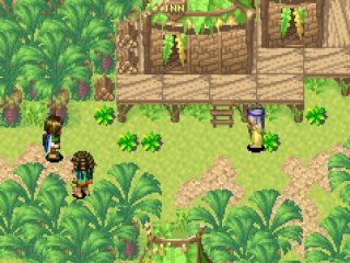 Golden Sun The Lost Age: Screenshot