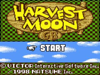 Harvest Moon GB plaatjes