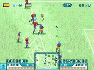 International Superstar Soccer plaatjes