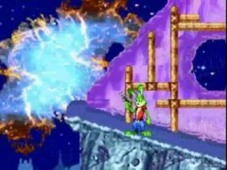 Enkel deze groene held kan het universum redden!