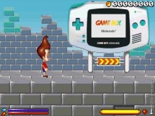 Dit is duidelijk een <a href = https://www.mariogba.nl/gameboy-advance-spel-info.php?t=Game_Boy_Advance target = _blank>GameBoy Advance</a> spel.