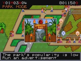 afbeeldingen voor Jurassic Park III: Park Builder