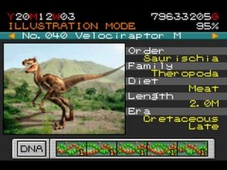 Tijdens het spelen leer je ook vele leuke dingen over de dino's.
