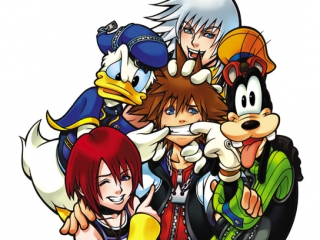 Kingdom Hearts is een samenwerking tussen Square Enix en Disney Interactive Studios.