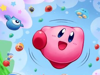 Speel als <a href = https://www.mariogba.nl/gameboy-advance-spel-info.php?t=Kirby_and_the_Amazing_Mirror target = _blank>Kirby</a> en ga op een leuk en vrolijk avontuur!