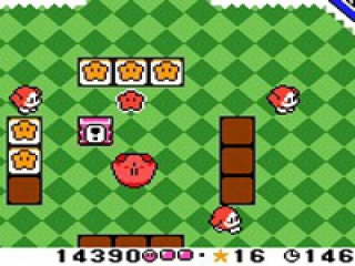 <a href = https://www.mariogba.nl/gameboy-advance-spel-info.php?t=Kirby_and_the_Amazing_Mirror target = _blank>Kirby</a> is helemaal ondersteboven van dit spel.