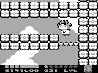 Wanneer <a href = https://www.mariogba.nl/gameboy-advance-spel-info.php?t=Kirby_and_the_Amazing_Mirror target = _blank>Kirby</a> te veel gegeten heeft, krijgt hij een lift van zijn vriend Coo de uil.