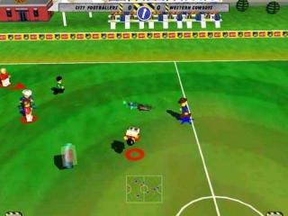 afbeeldingen voor LEGO Football Mania