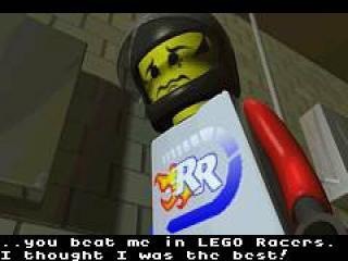In Lego Racers 2 probeer je opnieuw je grootste tegenstander, Rocket Racer, te verslaan.