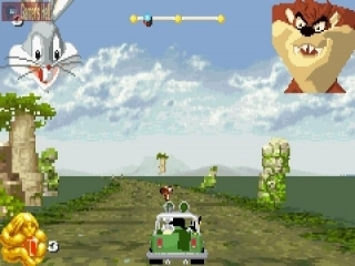 afbeeldingen voor Looney Tunes Back in Action