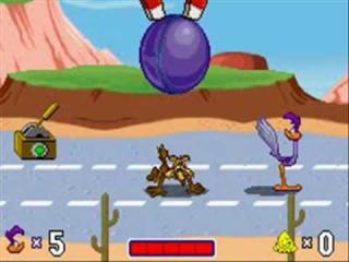 Looney Tunes Double Pack: Screenshot