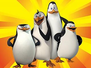 Deze vier gekke pinguïns zijn klaar om de show te stelen in Madagascar: Operation Penguin.