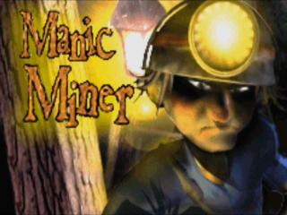 Manic Miner, het platformspel uit 1983, werd opgekuisd voor de <a href = https://www.mariogba.nl/gameboy-advance-spel-info.php?t=Game_Boy_Advance target = _blank>Gameboy Advance</a>.
