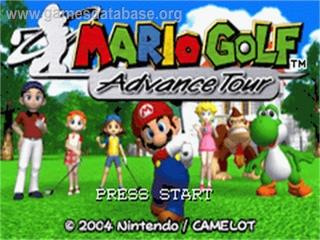 afbeeldingen voor Mario Golf