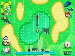 Mario Golf Advance Tour plaatjes