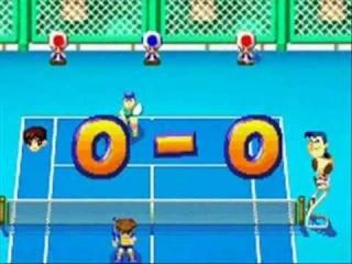 afbeeldingen voor Mario Power Tennis