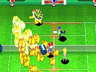 Voer krachtige shots uit met de karakters uit dit spel.