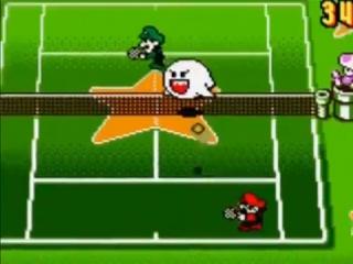 Mario en zijn vrienden zijn als speelbaar in de challenge mode.