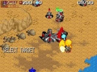 Mech Platoon: Screenshot