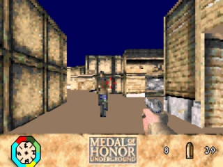 Medal of Honor Underground: Screenshot