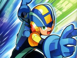 Mega Man in een nieuw jasje.