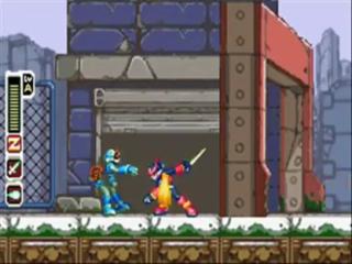 De Z-saber is het favoriete wapen van Zero.