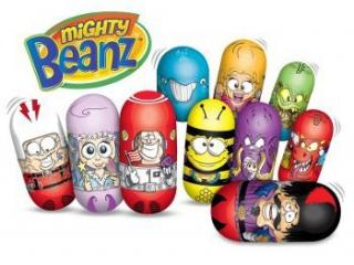 Puzzel mee met deze Mighty Beanz!