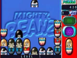 In dit spel speel je een soort <a href = https://www.mariogba.nl/gameboy-advance-spel-info.php?t=Tetris target = _blank>Tetris</a> maar dan met Mighty Beanz.