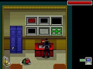 Een van je doelen tijdens de missie is het kraken van een computer.