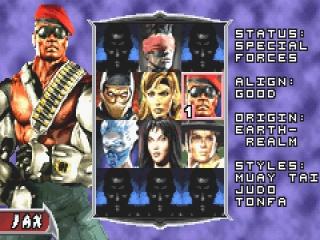 Naast de bekende gezichten zijn er ook een heleboel nieuwe vechters beschikbaar.