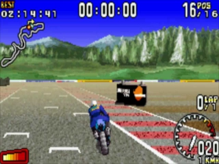 Moto GP: Screenshot
