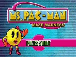 Maak plaats voor de vrouwelijke versie van <a href = https://www.mariogba.nl/gameboy-advance-spel-info.php?t=Pac-Man target = _blank>Pac-Man</a> in Ms. Pac-Man, Maze Madness.