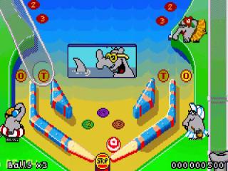 De leuke animaties van de olifanten geven een extra dimensie aan het spel.