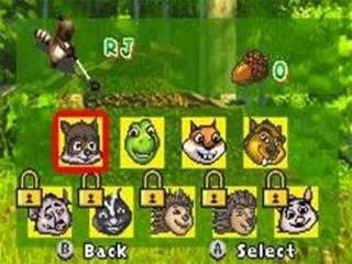Speel nieuwe karakters vrij door levels te voltooien!