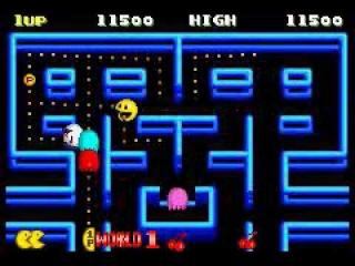 Speel de originele <a href = https://www.mariogba.nl/gameboy-advance-spel-info.php?t=Pac-Man_Special_Color_Edition target = _blank>Pac Man</a> in al zijn glorie!