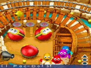 afbeeldingen voor Pac-Man Pinball Advance