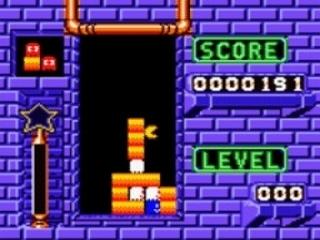 Pac-Attack, een soort <a href = https://www.mariogba.nl/gameboy-advance-spel-info.php?t=Tetris target = _blank>Tetris</a>!
