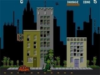 Is dat Godzilla zijn broertje?